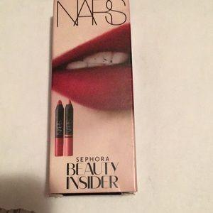 NARS velvet matte lip pencil 2 new